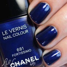 Chanel Vibrato and Fortissimo – Blue Rhythm de Chanel