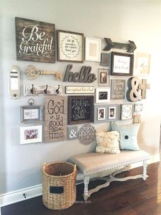 Great Are you a farmhouse style lover? If so these 23 Rustic Farmhouse Decor Ideas will make your day! Check these out for lots of Inspiration!!!  The post  Are you a farmhouse style lover? I ..