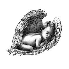 angels angel baby tattoos baby name tattoos tattoo baby angels tattoo . Baby Engel Tattoo, Engel Tattoos, Tattoos For Baby Boy, Baby Name Tattoos, Tattoo Bebe, Baby Memorial Tattoos, Angel Tattoo For Women, Teddy Bear Tattoos, Baby Angel Wings