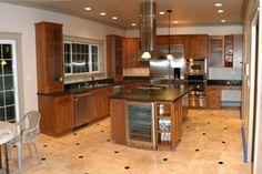 Alternative Kitchen Floor