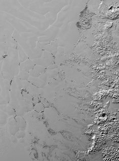 The mysterious floating hills of Pluto | Cosmos