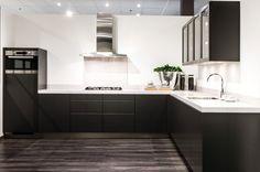 Moderne Zwarte Keuken : Beste afbeeldingen van zwarte keukens in