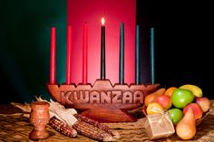 """#Kwanzaa """"On one hand we overwhelmingly support a black president, but on the other hand many black businesses are suffering and poor black communities are undervalued."""" by Albert Phillips at http://freedumbnow.tumblr.com"""