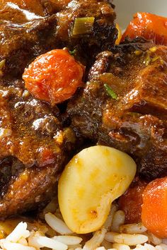 Slow Braised Lamb Shanks - Cooking Maniac