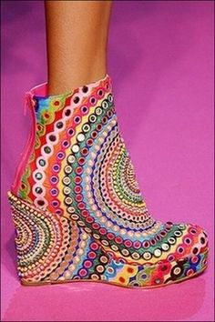 Footwear by Manish Arora