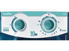 Tanquinho 10kg Latina Eletrodomésticos LA555 - Desligamento Automático com as melhores condições você encontra no Magazine Edmilson07. Confira!