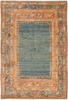 Antique Angora Turkish Oushak Rug 47132 Main Image - By Nazmiyal  http://nazmiyalantiquerugs.com/antique-rugs/antique-oushak-rugs/antique-angora-turkish-oushak-rug-47132/
