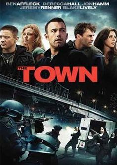 The Town    		  The Town        R      DVD      02:05    Ben Affleck follows his acclaimed Gone Baby Gone directorial