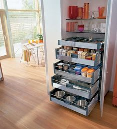 Image result for pantry storage ideas