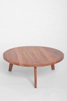 Assembly Home Round Modern Coffee Table urban outfitters $250