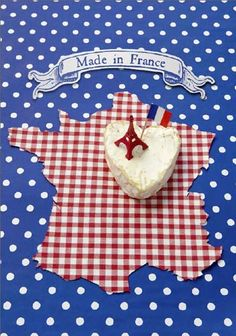 Fromages de France by Camille Soulayrol