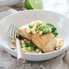 Honey Lime Sablefish HealthyAperture.com