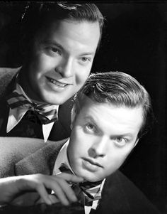 Orson Welles Golden Age Of Hollywood, Vintage Hollywood, Hollywood Stars, Classic Hollywood, Star Citizen, Charles Foster, Southern Methodist University, Rudolph Valentino, Orson Welles