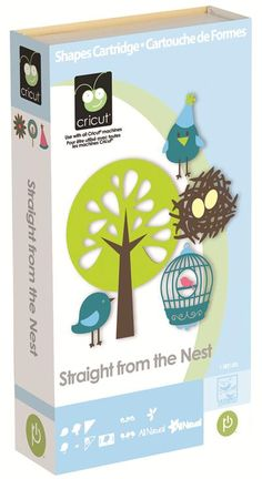 Straight from the Nest http://www.cricut.com/res/handbooks/StraightfromtheNest_cw.pdf