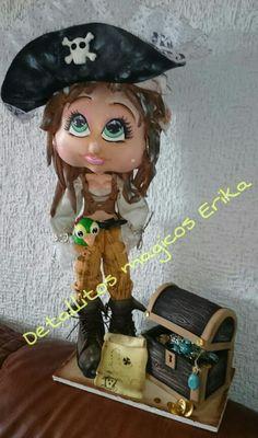 Fofucha pirata