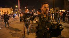 Prohibido el acceso de palestinos a la Ciudad Vieja de Jerusalem después de varios ataques