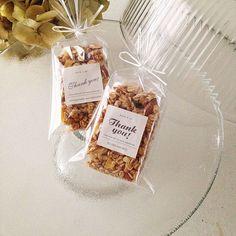 プチギフト グラノーラ Bake Sale Packaging, Biscuits Packaging, Baking Packaging, Dessert Packaging, Food Packaging Design, Beverage Packaging, Coffee Packaging, Granola Cookies, Granola Bars