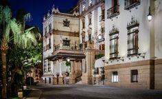 ***** HOTEL ALFONSO XIII, SEVILLA *****