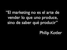 Qué es y qué no es marketing  -> http://bienpensado.com/que-es-y-que-no-es-marketing/