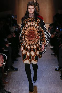 Givenchy A/W16 RTW #bold #print