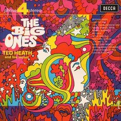 psychedelic pop art album covers 26 Lola Who fashion music photography blog