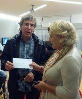 Lions entrega mil euros à Casa do Regaço e sublinha apoio à comunidade