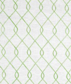 Suburban Home Rico Jungle Green Fabric
