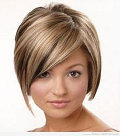 Short Bob Hairstyles For Fine Hair 2015
