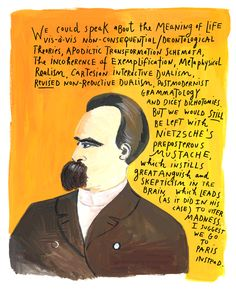 """Maira Kalman is my favorite. Everyone should have """"The Principles of Uncertainty."""""""