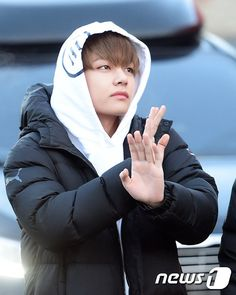 BTS Going to 2017 ISAC [170116]