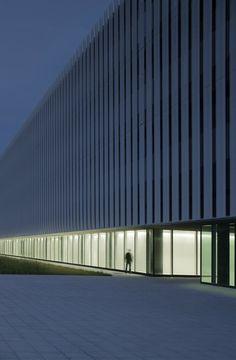 Edificio Sede del Parque Científico de la UPV,© Aitor Ortiz