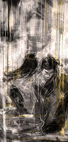 Elladan and Elrohir by WisesnailArt on DeviantArt