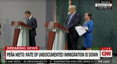 Mexican President Fact Checks Donald Trump To His Face, In Spanish – ThinkProgress