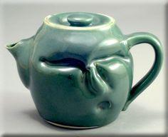 Faces - Handmade Pottery by Edan Schwartz