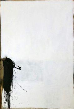 Jacek Mirczak - VII-02, 150x100 cm, acrylic on canvas, 2017.