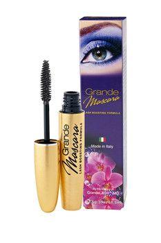 8af59fe79bc GrandeLASH-MD GrandeMASCARA - Black Natural Mascara, Brows, Lashes,  Eyeliner, Hair