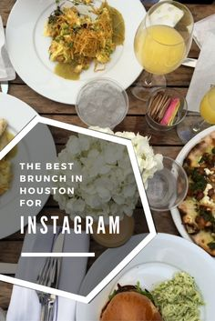 Tiny Boxwood's in Houston isn't messing around when it comes to instaworthy food Houston Brunch, Good Food, Texas, Things To Come, Ethnic Recipes, Healthy Food, Texas Travel, Yummy Food