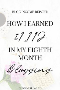 April 2018 blog income report: The complete breakdown of how I earned over $1,000 blogging this month! #makemoneyblogging #incomereport