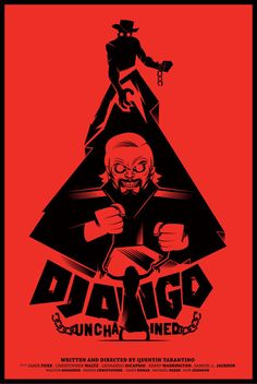 Django Unchained  |  Digital art selected for the Daily Inspiration #2026