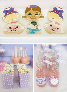 Darling Doc McStuffins Birthday Party by www.sweetlychicevents.com #hwtm #sweetlychicevents #docmcstuffins