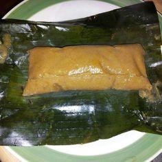 PUERTO RICAN RECIPES | Pasteles de Maza Recipe, Pasteles