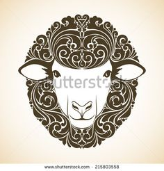 Sheep Silhouette, Silhouette Clip Art, Black Sheep Tattoo, Lamb Tattoo, Sheep Illustration, Biblical Tattoos, Tattoo Character, Sheep Paintings, Lion And Lamb