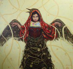 Artista: Lucio López Cansuet (Kansuet) Allegro Galería - Panamá