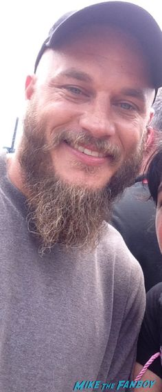 Travis Fimmel - ay yiyi!!  Happy Birthday handsome man. I am a few days early, wont have computer next few days. Love you.