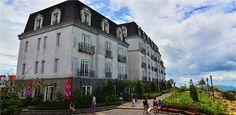 Morin Hotel 3 Sao Bà Nà Hill Đà Nẵng - Phong Cách Kiến Trúc Pháp Trên Núi Bà Hùng Vĩ - giảm giá 45% | KAY.vn