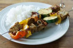 Peanut Butter Tempeh Kebabs « Peanut Butter Recipes I would actually do this with chicken instead