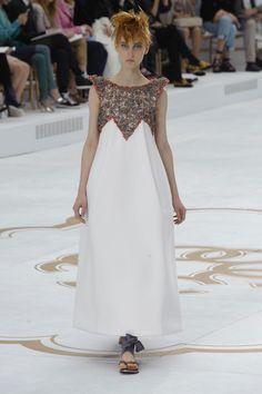 Défilé Chanel Automne-hiver 2014-2015 Haute couture   Le Figaro Madame