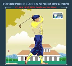 Golf & Countryclub Capelle organiseert alweer voor de tiende keer op rij het unieke, prestigieuze, nationale, Futureproof Capels Senior Open golftoernooi voor teams in 2020! Golf, Movies, Movie Posters, Films, Film Poster, Cinema, Movie, Film, Movie Quotes