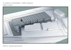 planimetria capannoni Osnago, vendita.