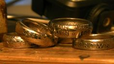how to.??? coin ring in a press..?? with bloopers ?? a must see.?? lol